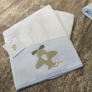 Asciugamani Aereo