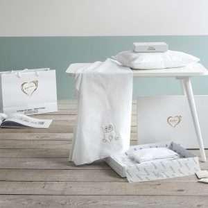 Set Culla Lux Collezione Orsetto Bianco
